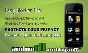 مسدود سازی با Easy Blocker Pro